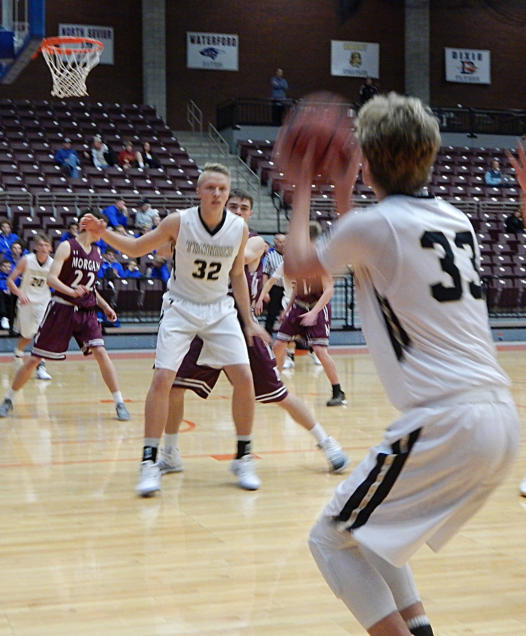 Five Region 9 teams battled foes in the 3A Preview at the Sevier Valley Center, Richfield, Utah, Dec. 2, 2016 | Photo by Andy Griffin, St. George News