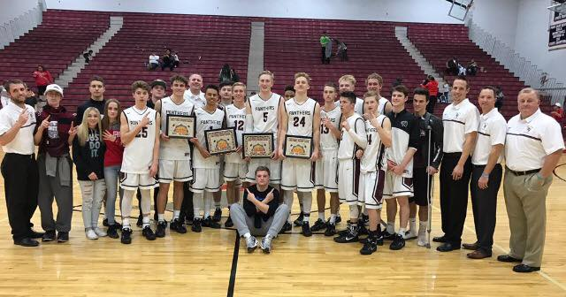 NGC Invitational champion Pine View Panthers | Photo courtesy PVHS Basketball