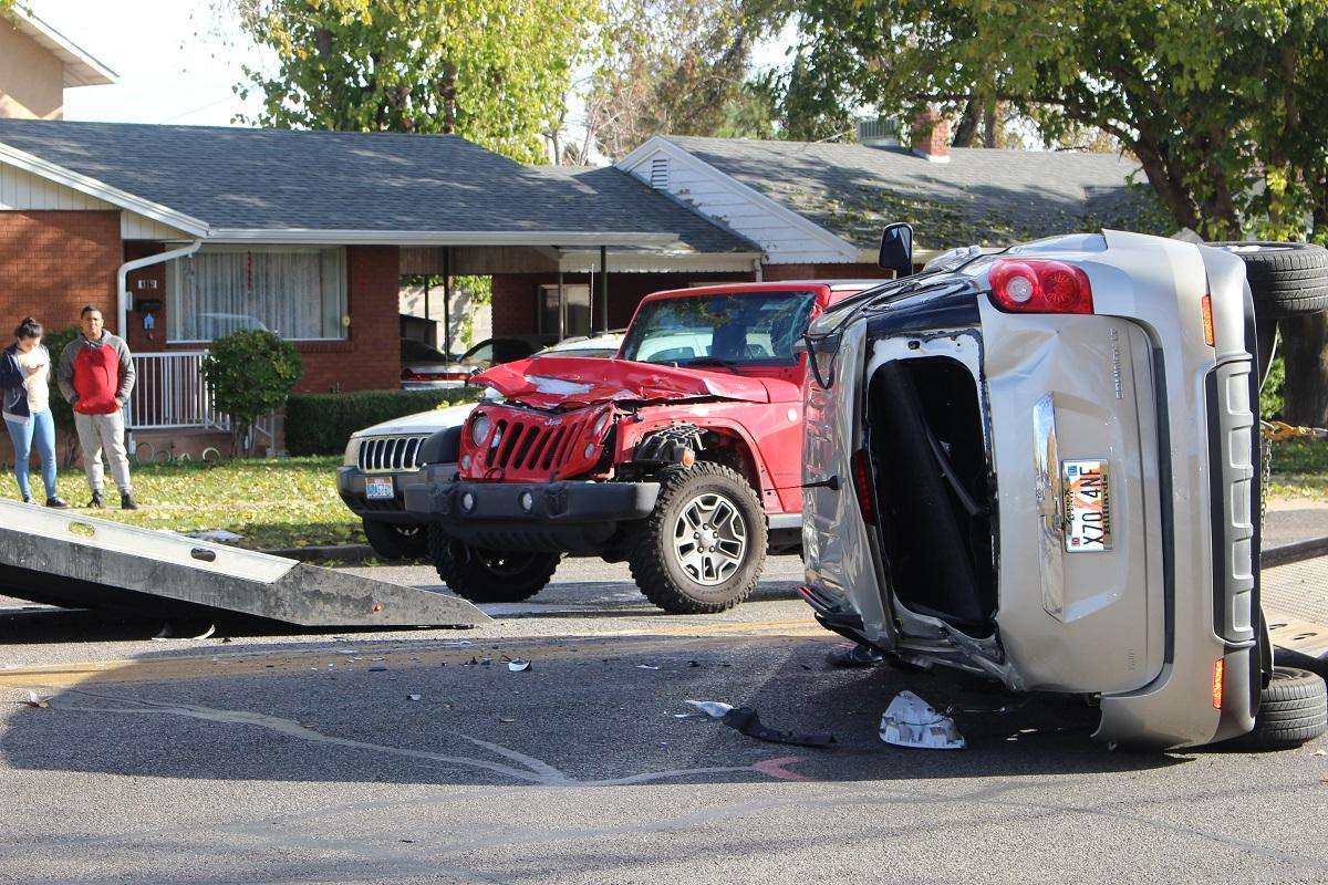 Jeep Wrangler Rollover - Jeep Car Show