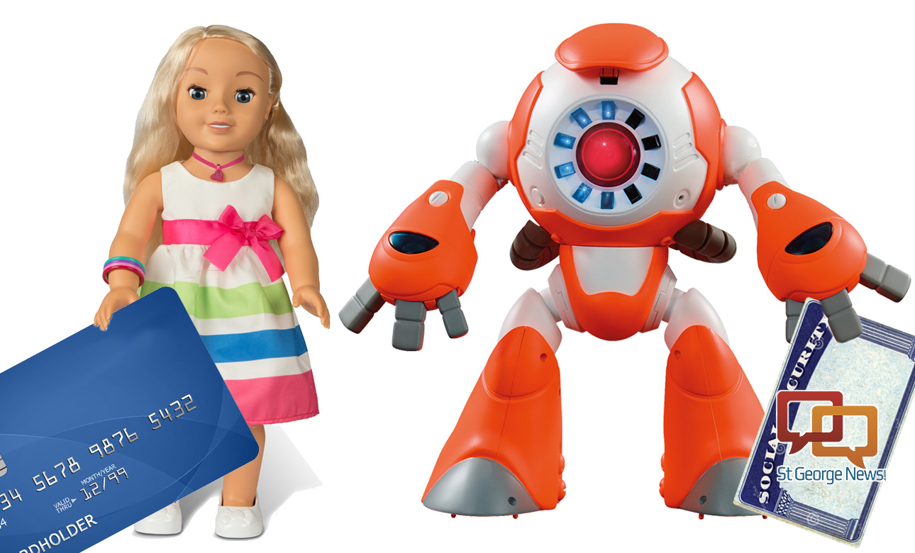 There Are Toys that May Be Spying on Your Children