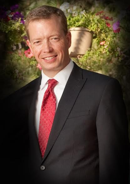 Jared Perry, President & CEO of Make-A-Wish Utah, photo undated | Photo courtesy of Make-A-Wish Utah, St. George News