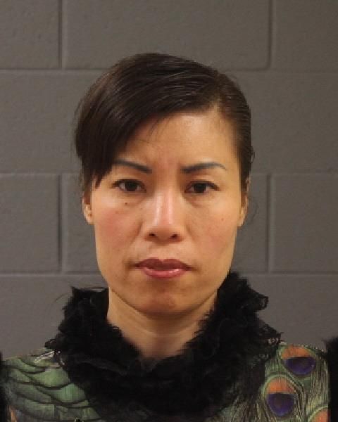 Feng Fang Li, of St. George, Utah, booking photo posted Jan. 11, 2017 | Photo courtesy of the Washington County Sheriff's Office, St. George News