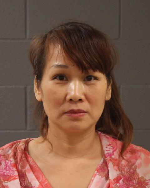 Jumei Qin, of St. George, Utah, booking photo posted Jan. 11, 2017 | Photo courtesy of the Washington County Sheriff's Office, St. George News