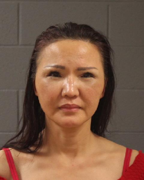 Shanmei Olmstead, of Oakhurst, California, booking photo posted Jan. 11, 2017 | Photo courtesy of the Washington County Sheriff's Office, St. George News