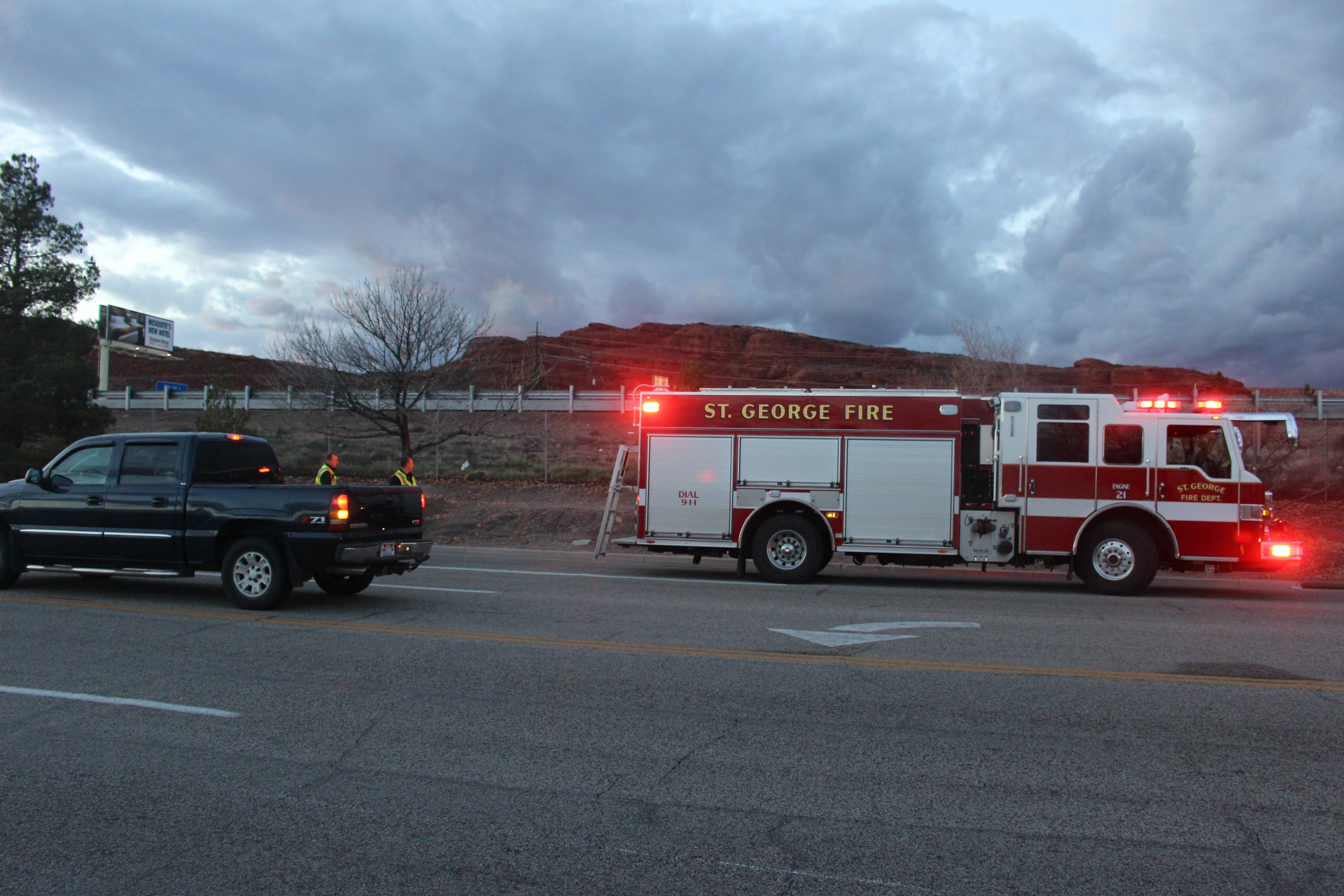 Rear End Crash Sends Baby To Hospital St George News