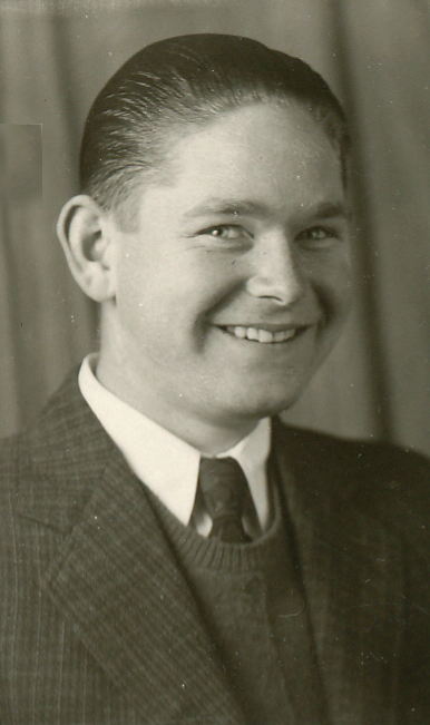 A young Quentin Nisson smiles in this photograph, Washington City, Utah, date not specified | Photo courtesy of Kelly Kendall, St. George News