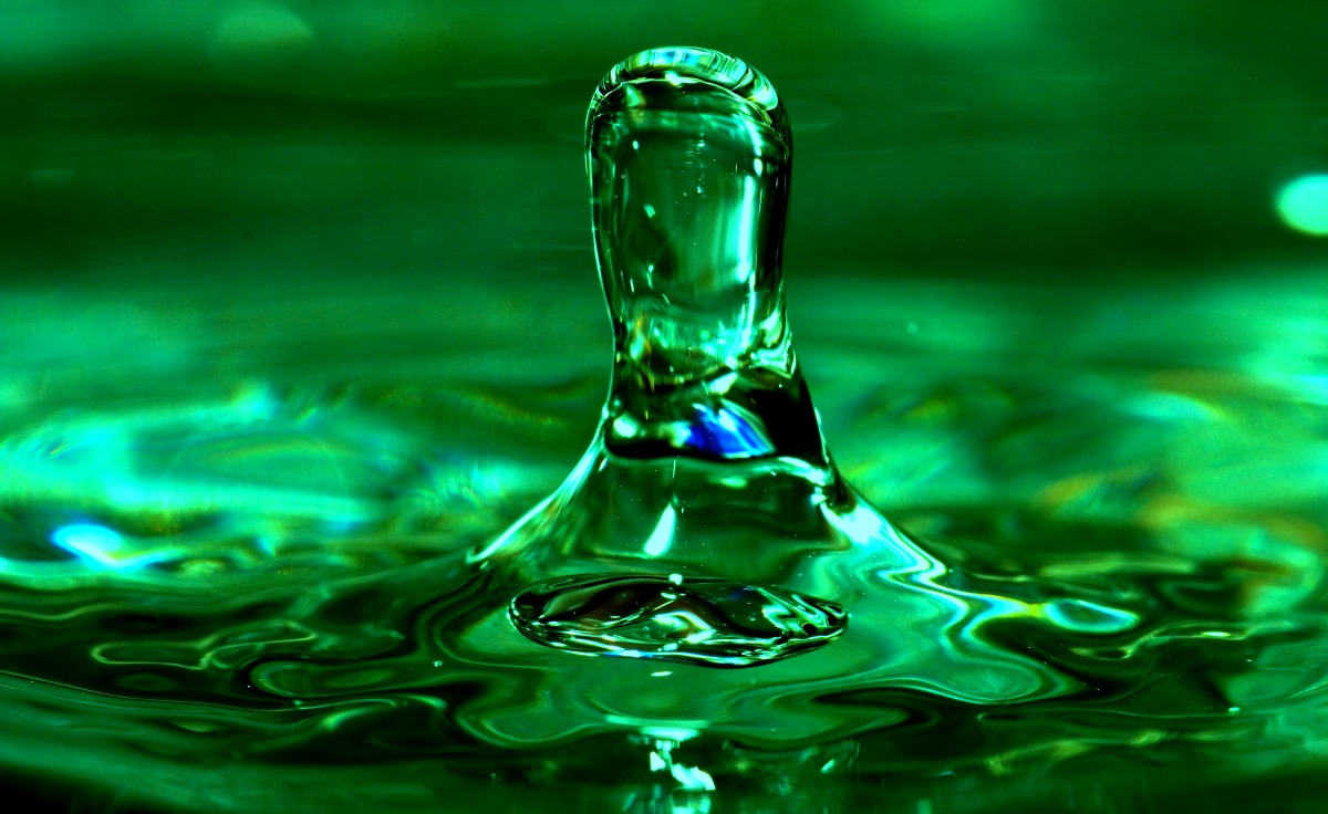 Water drop | Wikipedia Commons, St. George News