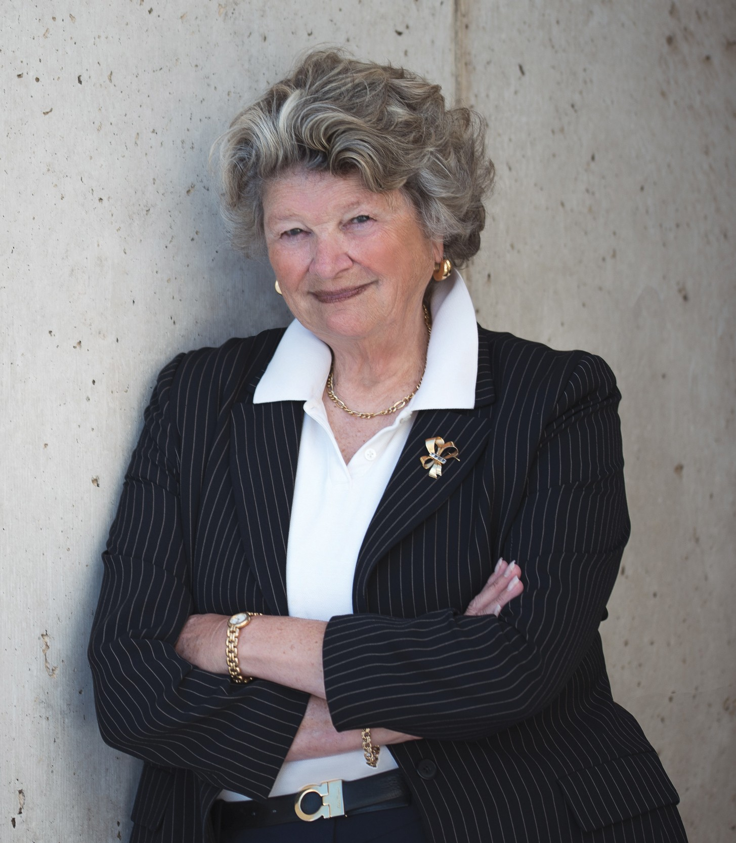 "Dr. Mary Walshok | Photo courtesy of ""What's Up Down South,"" St. George News"