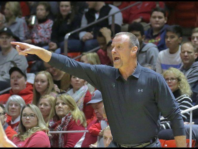 Utah coach Larry Krystkowiak | AP Photo