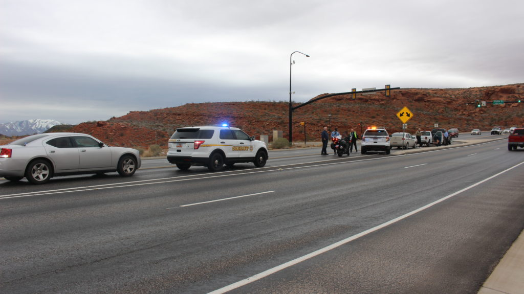 Distracted Driving Incident Leads To 3 Vehicle Crash St