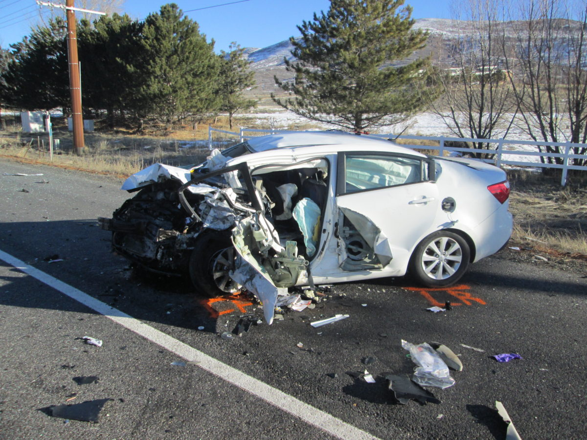 Car Crash Heber City Update