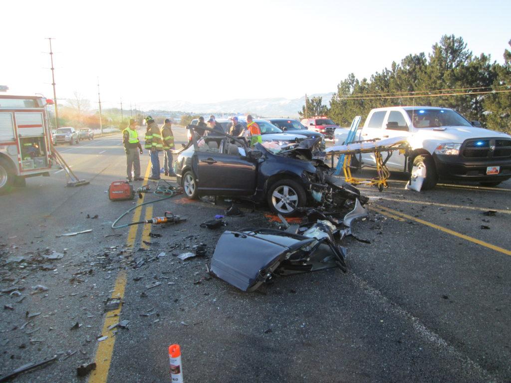 Car Crash Utah
