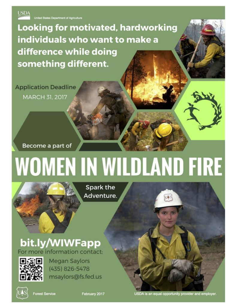 Dating a wildland firefighter