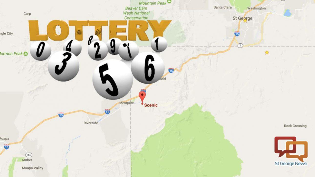 60 Million Winning Powerball Ticket Sold In Littlefield Arizona