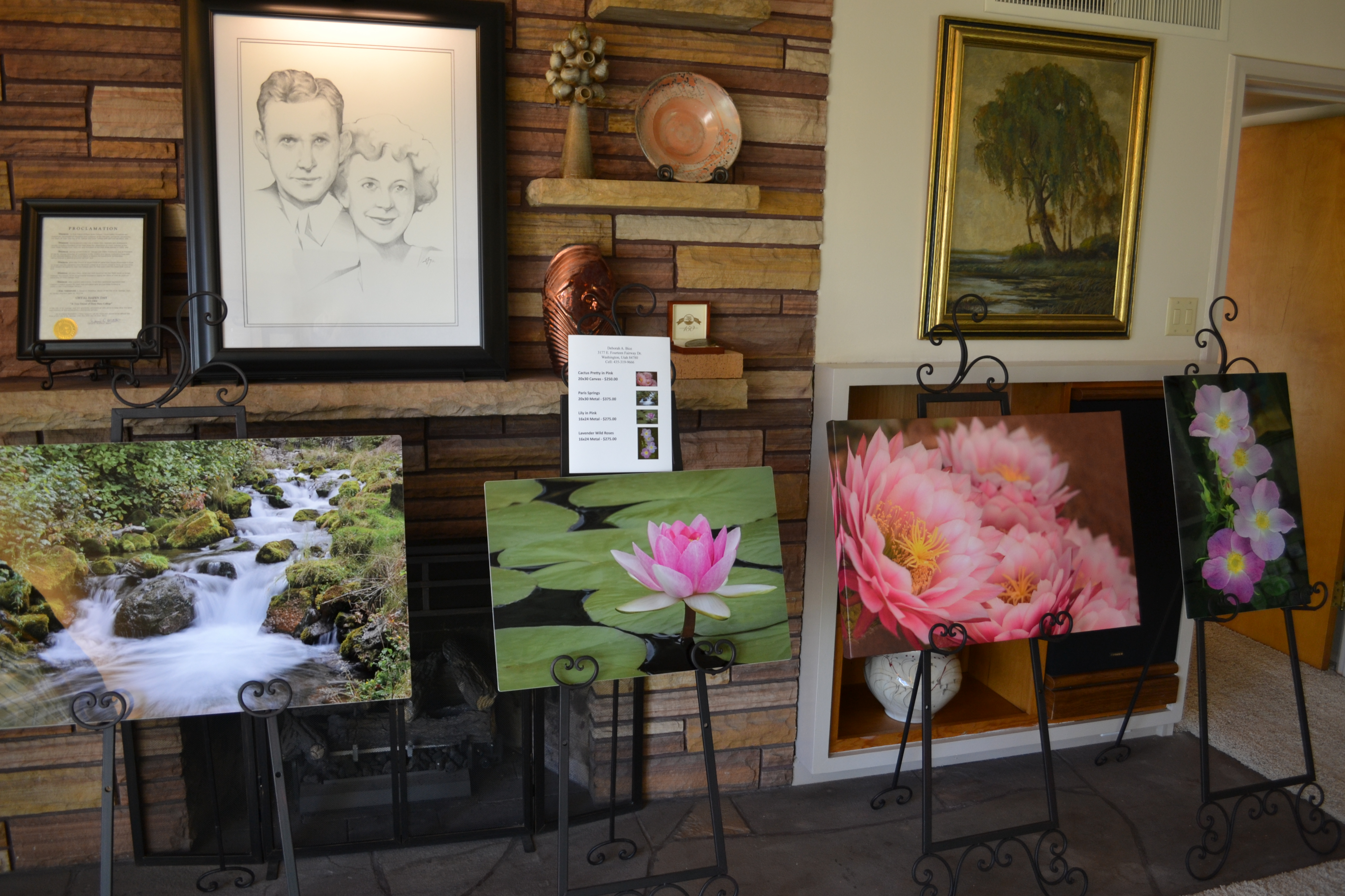 Difiore center celebrates 5 years as arts and education for St george utah tattoo