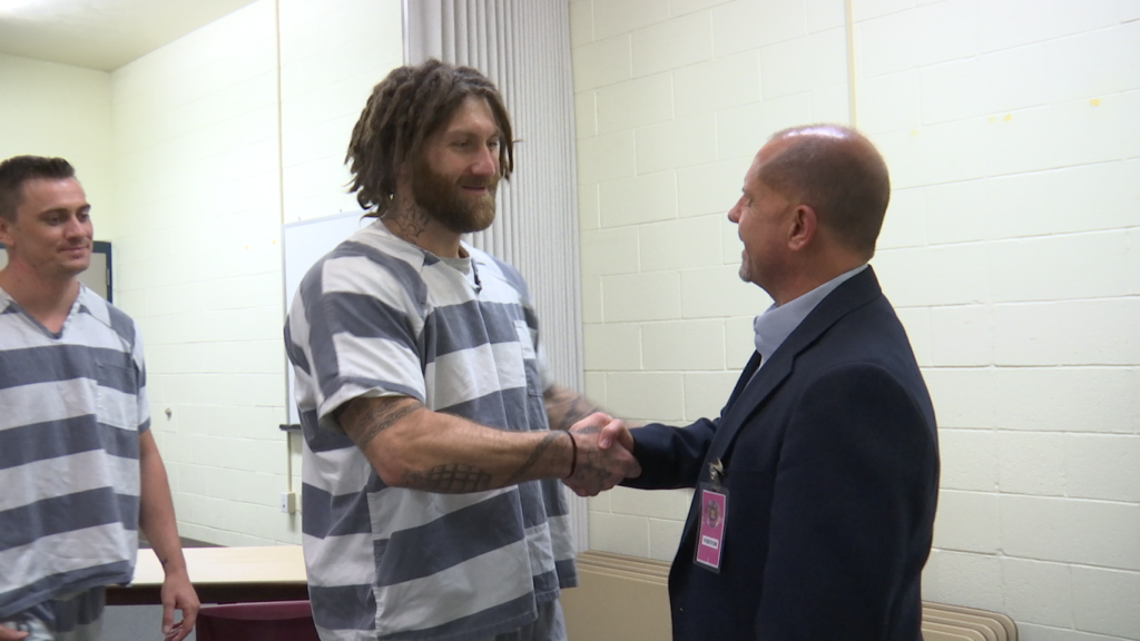 'Inside Out Dad' Teaches Incarcerated Dads to be Better Fathers