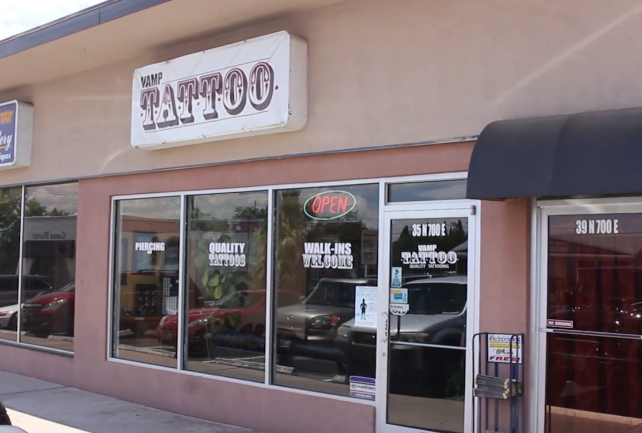 Unfriendly attitudes toward tattoo shop complicating for Tattoo shops in st george