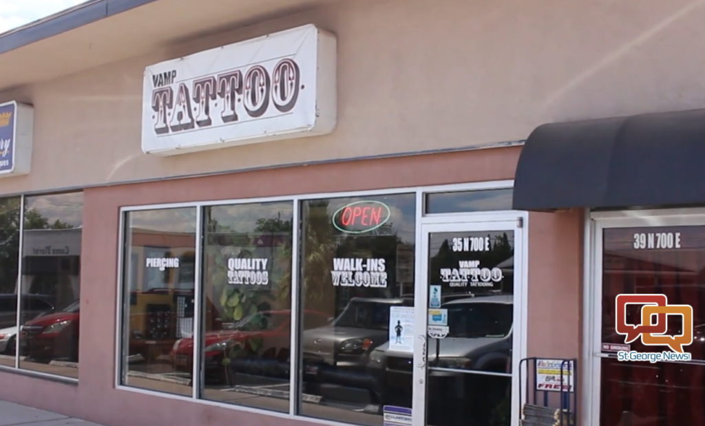 Unfriendly attitudes toward tattoo shop complicating for St george utah tattoo
