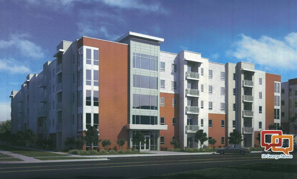 City approves new student housing project advances south for New house project