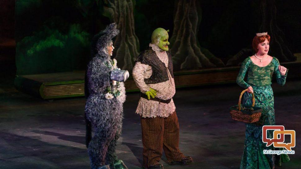Shrek fiona tower 38801 infovisual - Anne de shrek ...