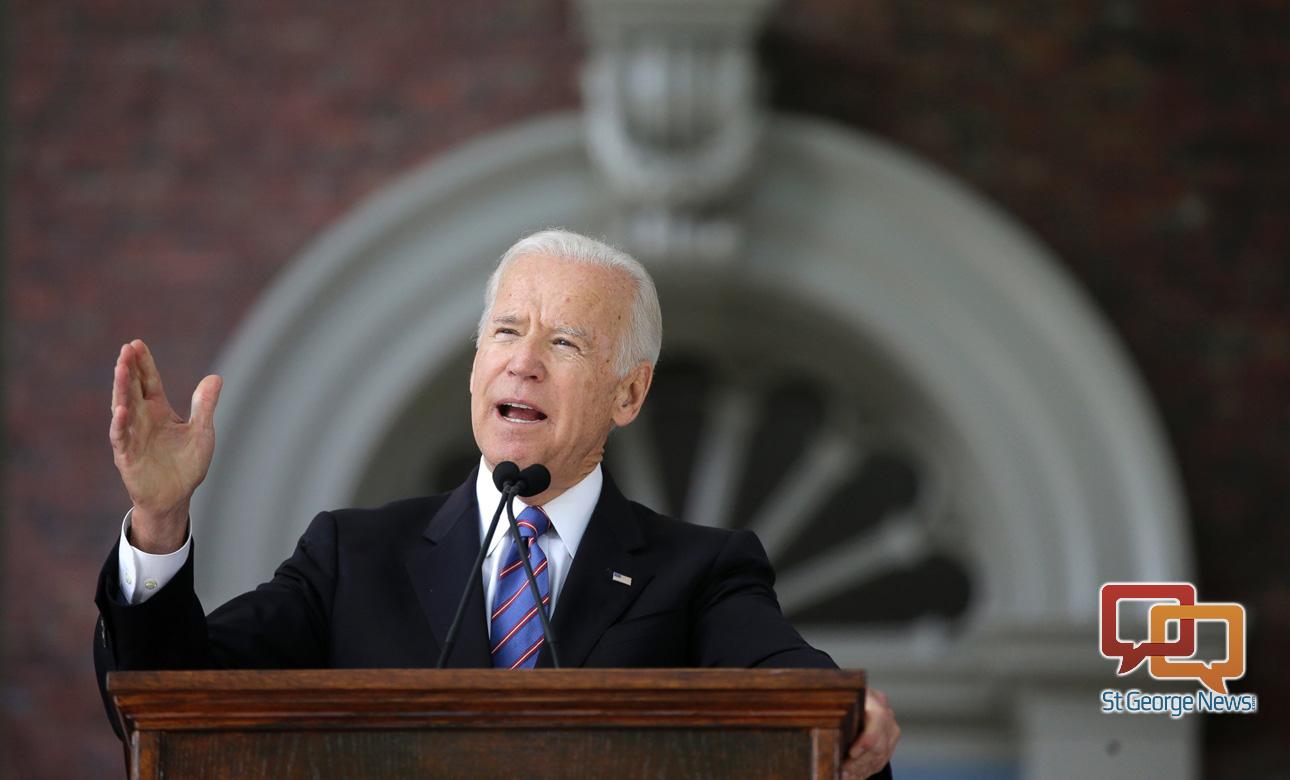 'There's always light': President-elect Biden inherits ...