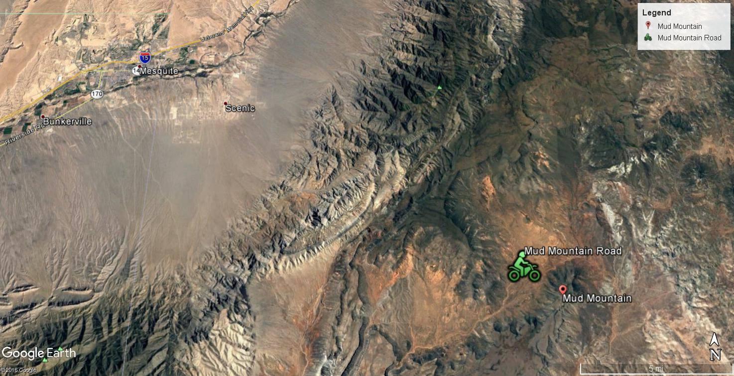 Map Of Arizona Strip.Human Remains Found Near Arizona Strip Cedar City News