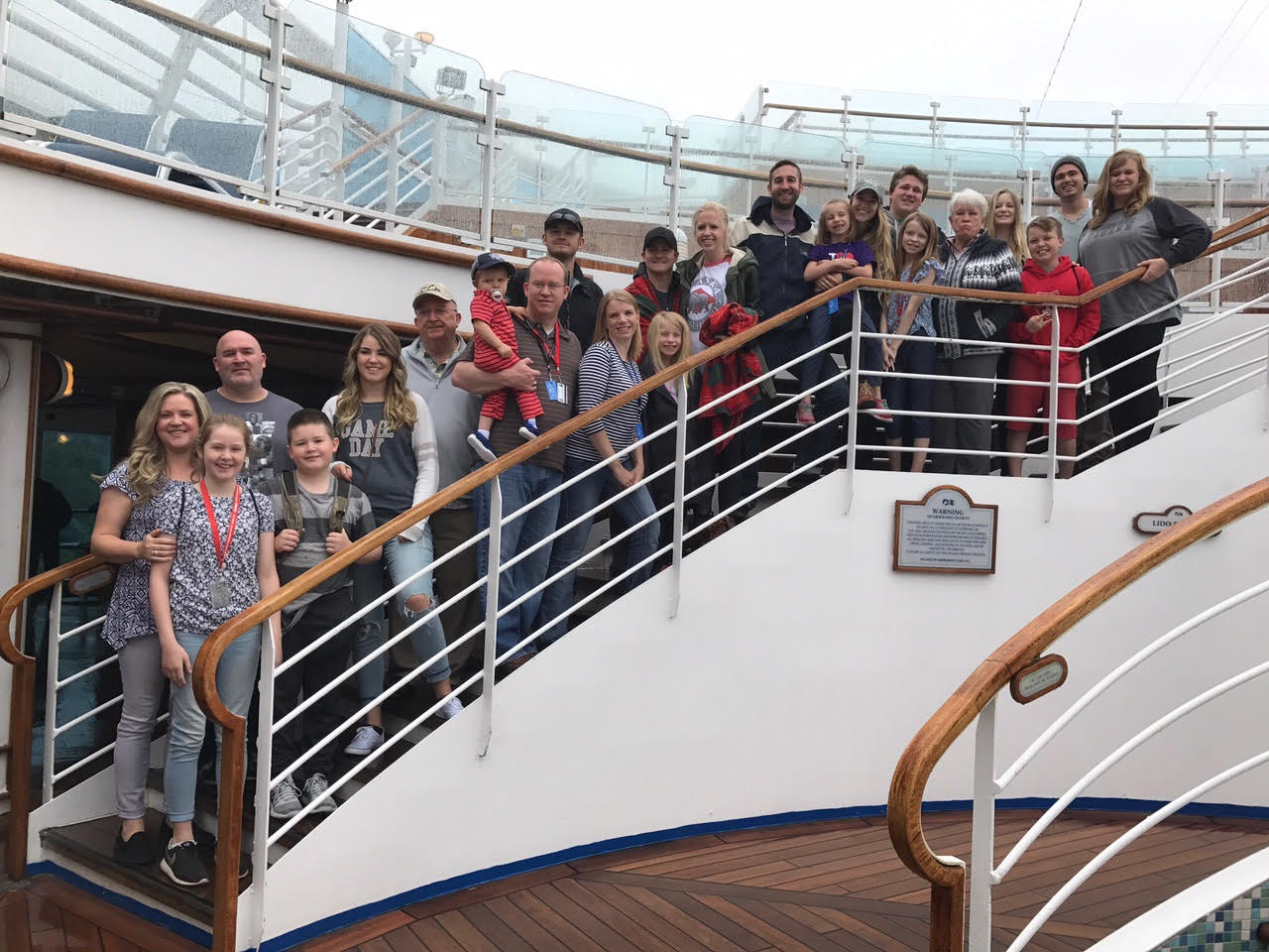 St George Resident On Alaskan Cruise Recounts Night