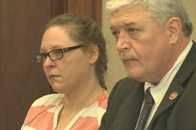 Utah mom pleads guilty to abuse of son locked in bathroom