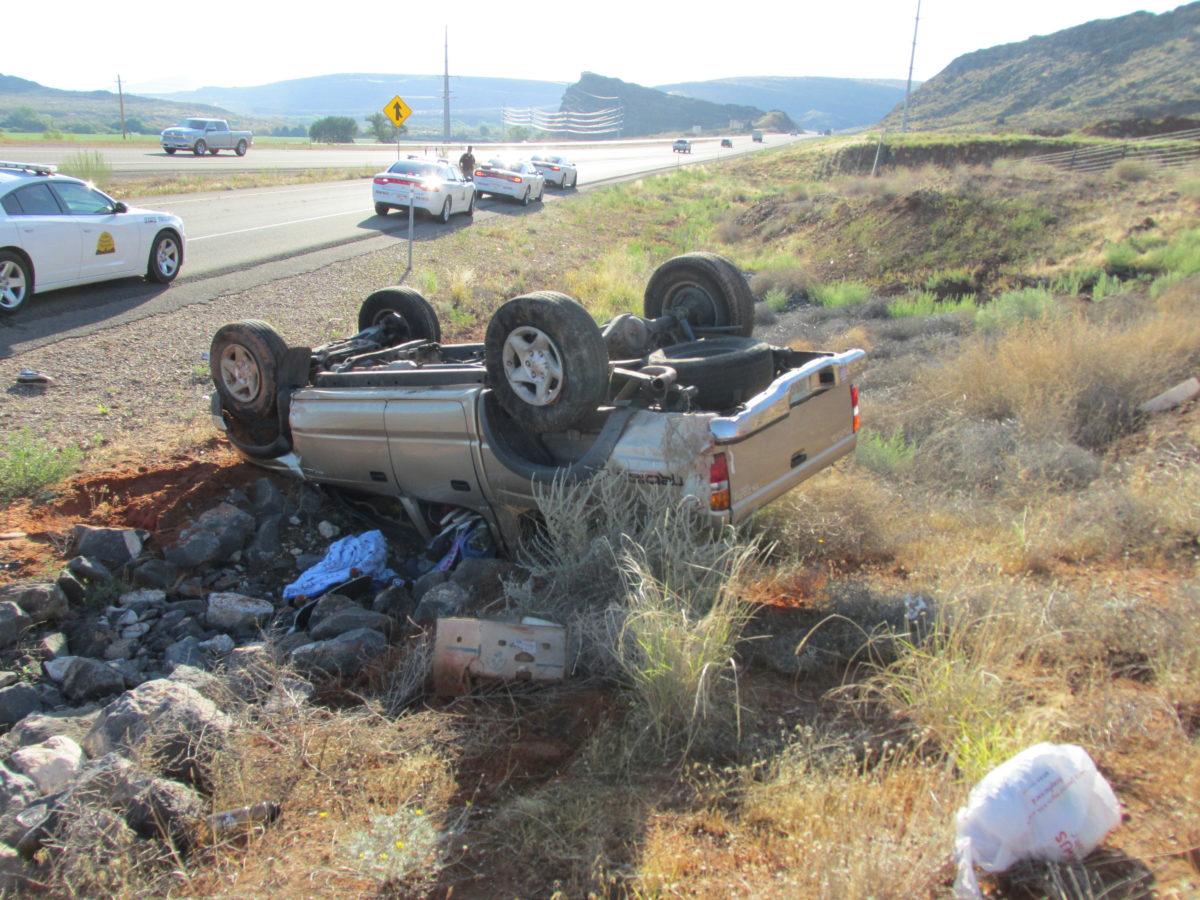 Driver killed, 2 injured in rollover crash on SR-7 – St