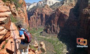 Angels Landing, second trail to close for maintenance