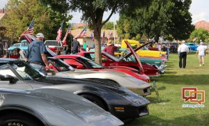 Red Rocks Car Show benefits local children, equips police with Project Lifesaver to locate the lost