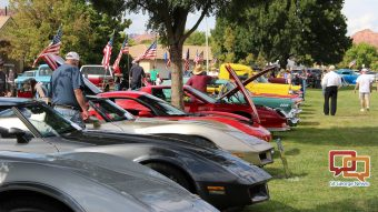 Red Rocks Car Show benefits local children, equips police