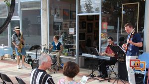 Live music and art combine for 'Final Friday Art Walk' in Cedar City