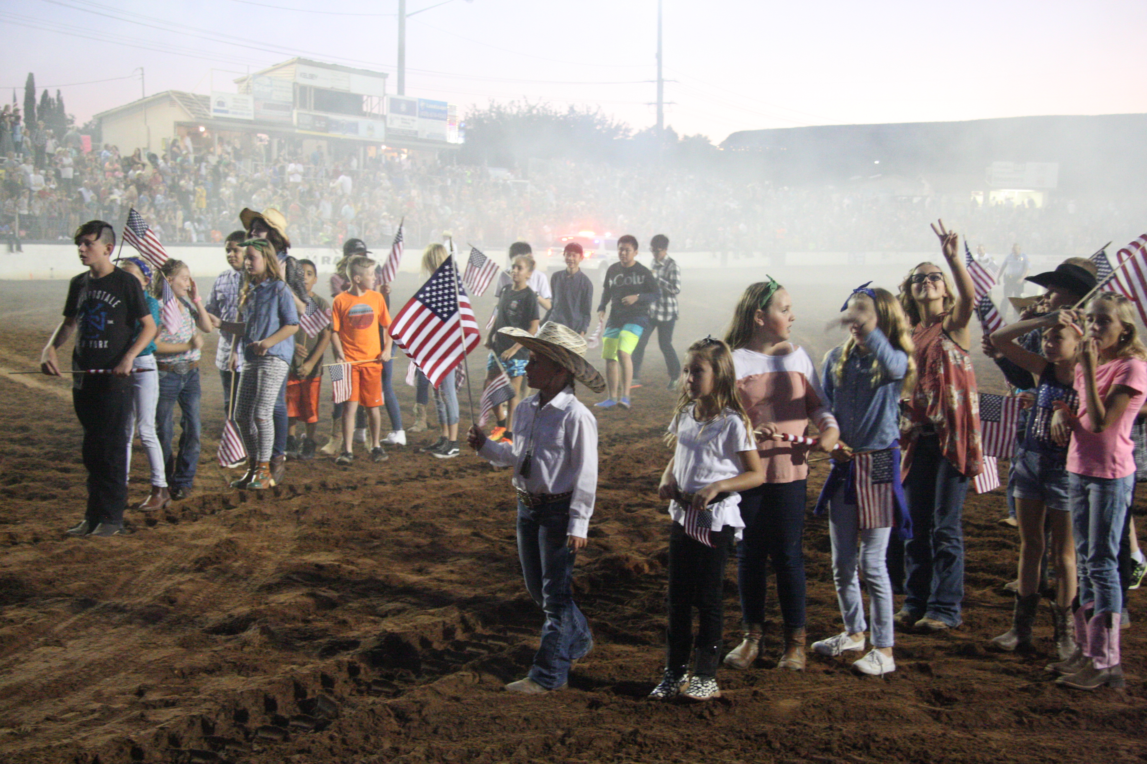 Dixie Roundup Rodeo Opens With A Bang Video And Photo