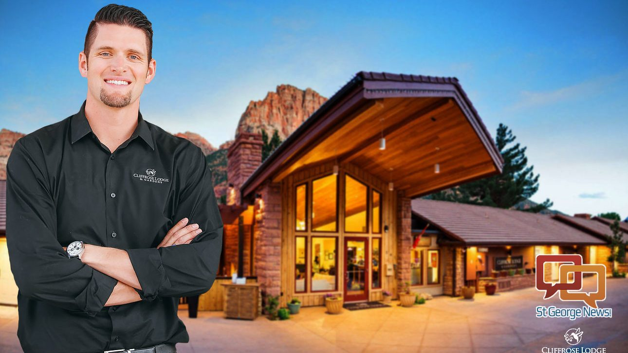 This Hippyu0027s Dream Turned Reality Will Make You Want A New Zion Experience:  The Cliffrose Lodge Way U2013 St George News