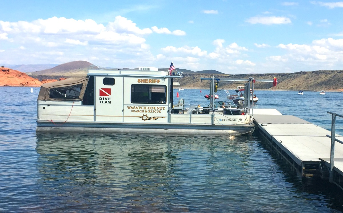 Utah Boat Shelters : Agencies meet for statewide search and rescue training