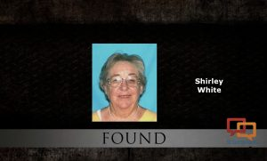 UPDATED: 86-year-old Shirley White found safe