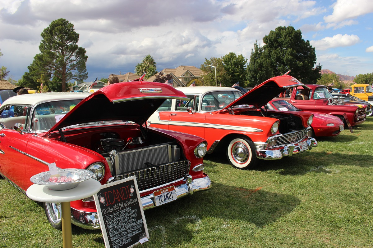 Red Rocks Car Show Benefits Local Children Equips Police With - Santa clara car show