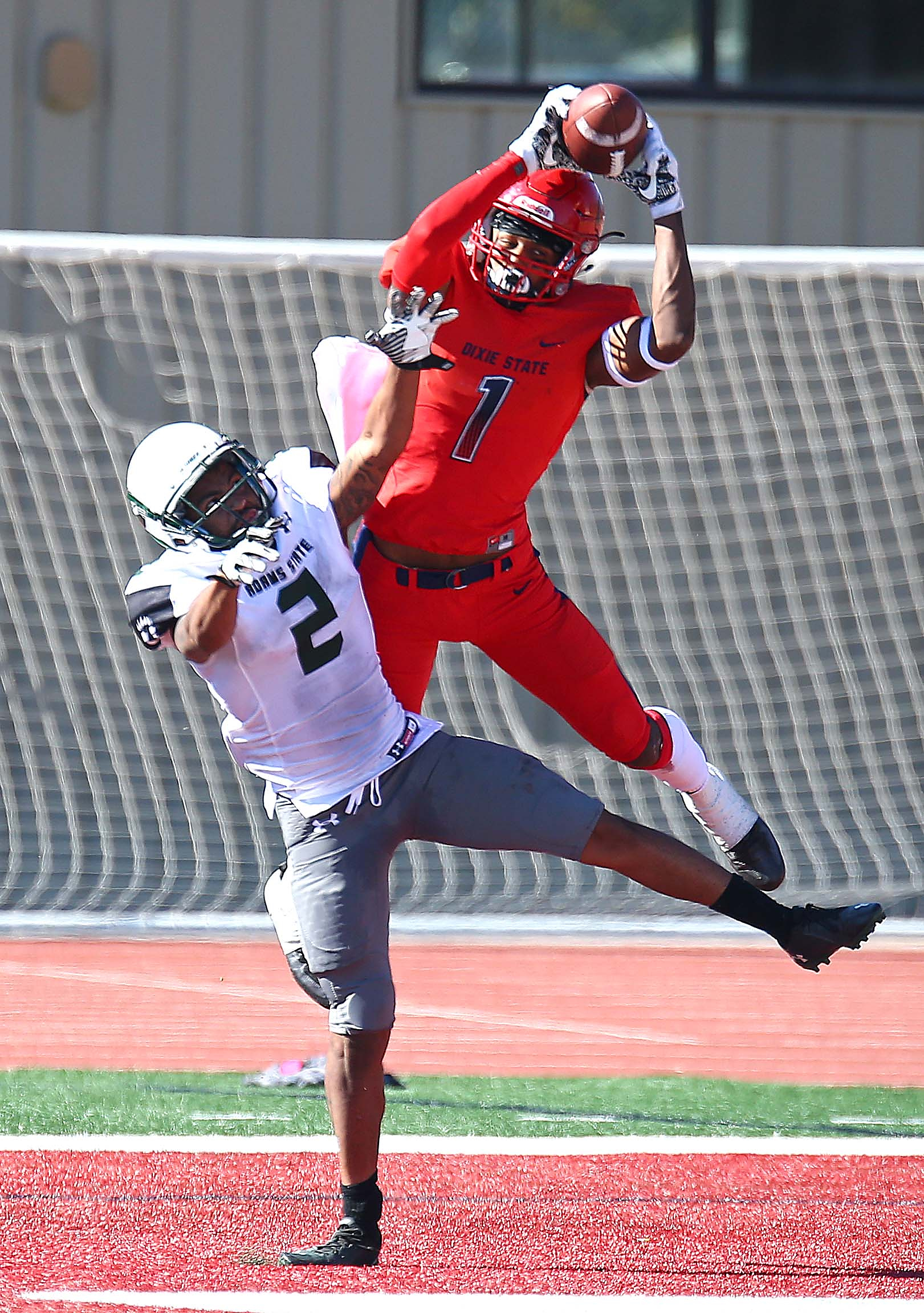 Dixie State Outguns Adams State For 4th Win Of Year St George News