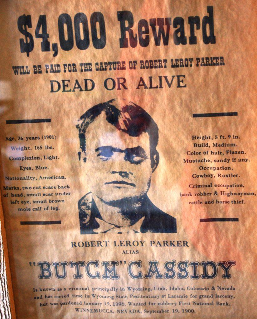 Butch Cassidy S Cafe