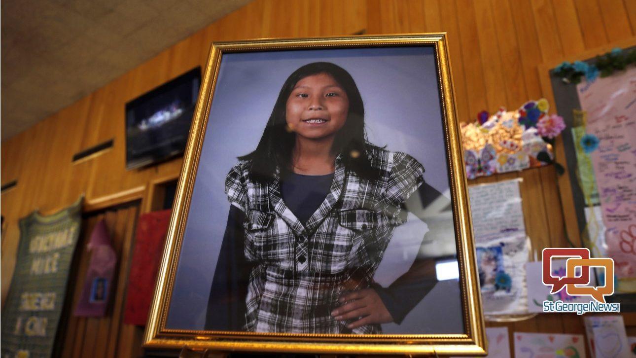 Killer Of Navajo Nation Girl Gets Life Prison Sentence