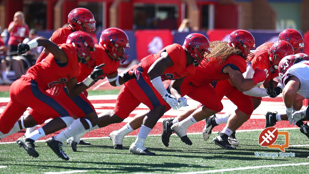 Dixie State Football Inks Huge Class Of Signees St George News