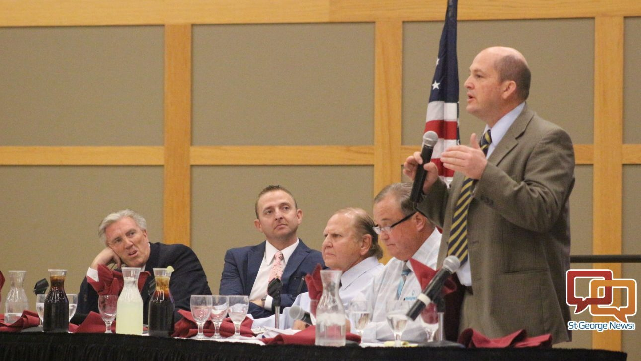 Candidates Reveal Opinions On Washington City Issues Including