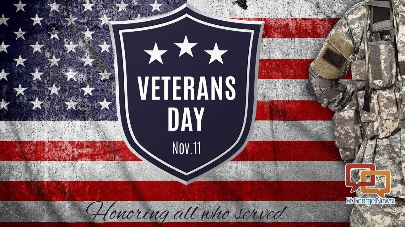 Veterans Day appreciation events guide - St George News