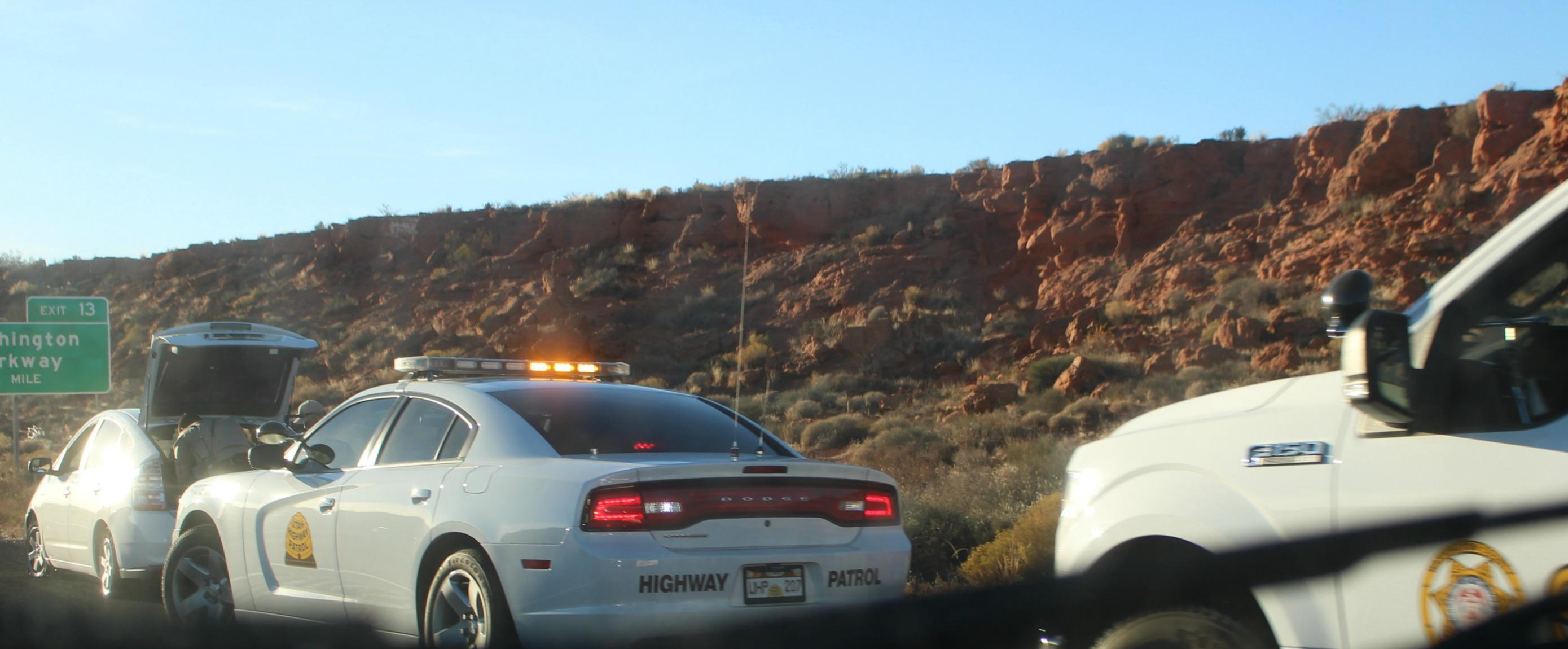 California Man Leads Deputies On High Speed Pursuit On I