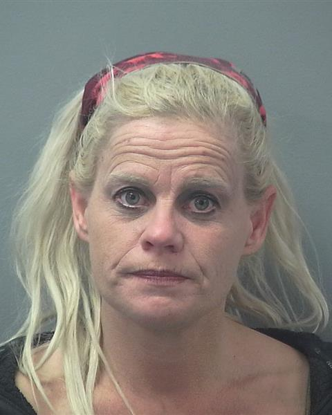 Mesquite police arrest Utah woman for suspected drug