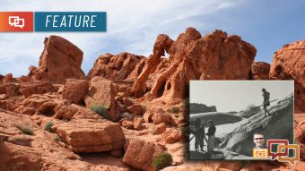 Valley of Fire day