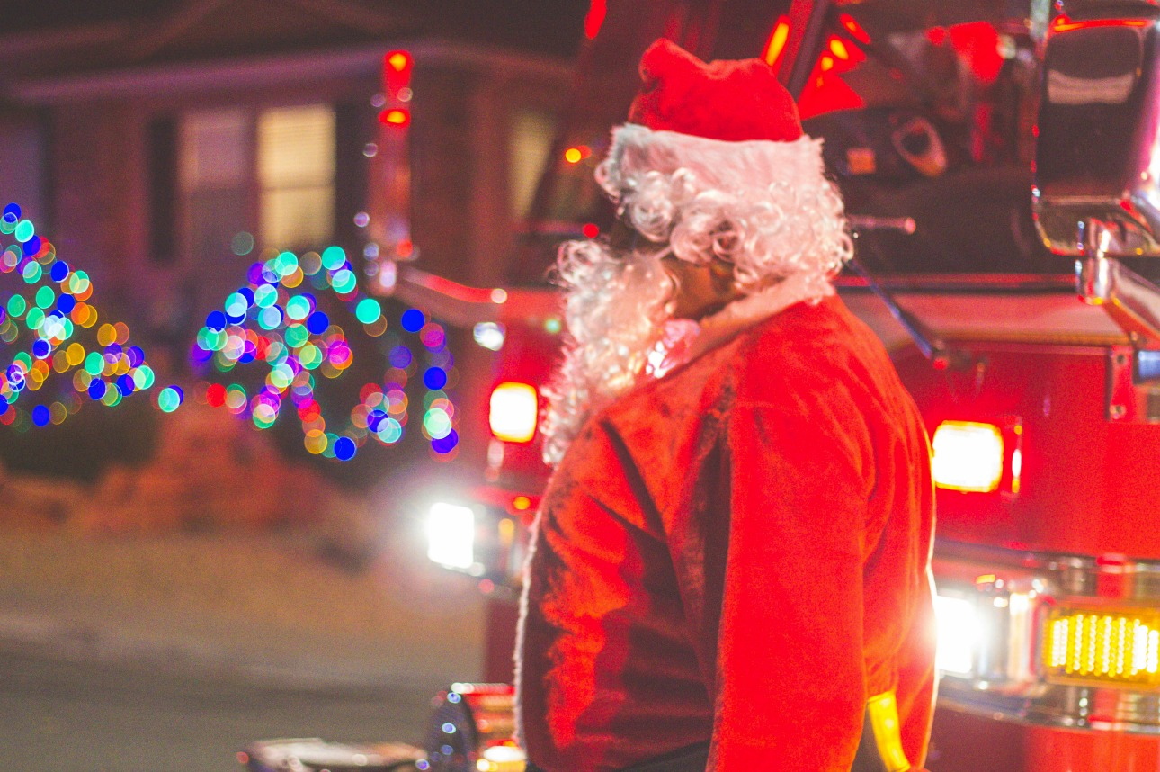Utah Christmas Radio Stations.Southern Utah Fire Stations Deliver Christmas To 24 Families