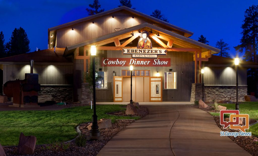 Ebenezer S Barn Amp Grill At Ruby S Inn Prepares For 2018