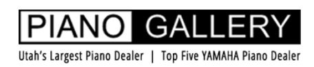 Piano Gallery sale